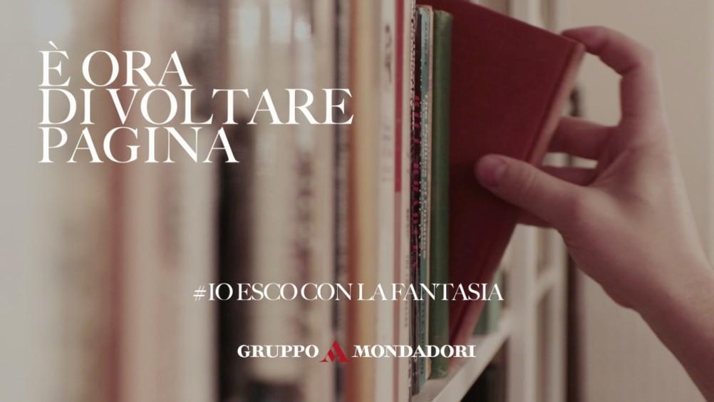 Gruppo Mondadori torna in comunicazione