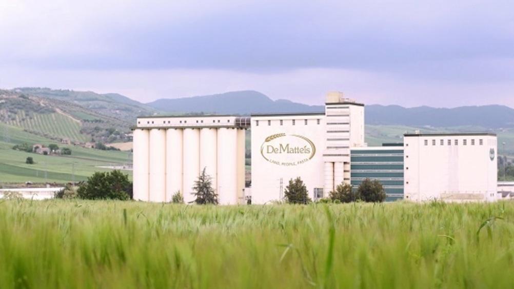 De Matteis Agroalimentare valorizza il grano di filiera 100% italiano