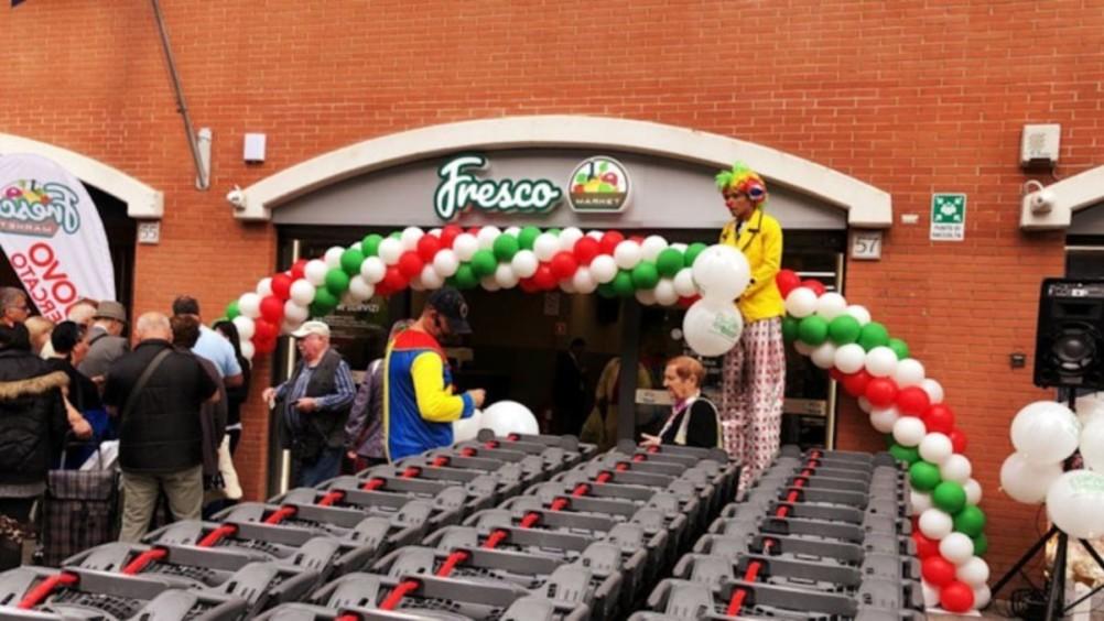 Fresco Market: due nuovi negozi a Roma ed a Cisterna di Latina