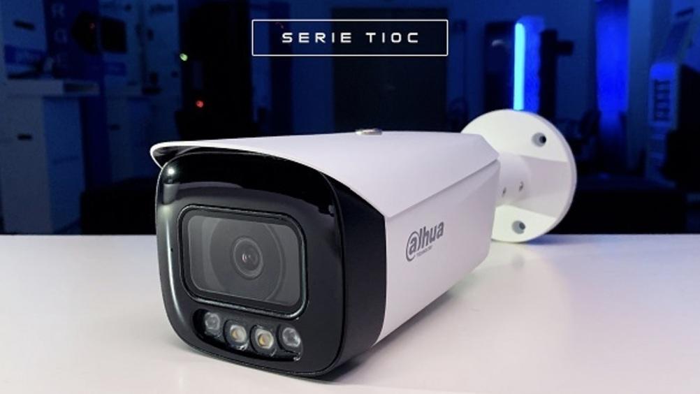Dahua Technology propone la serie TiOC