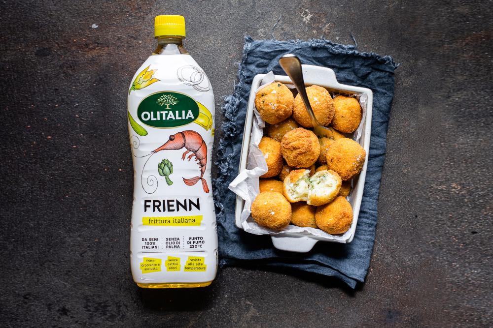 Olitalia è la marca preferita dagli chef italiani