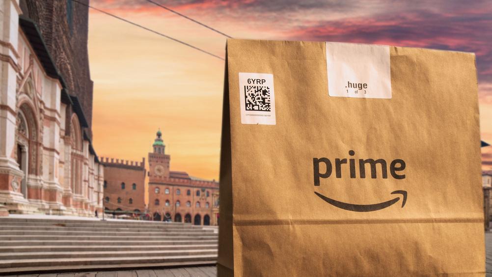 Amazon Fresh arriva a Bologna
