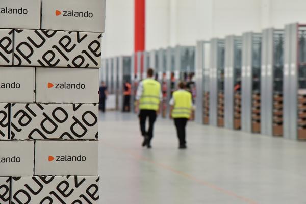 Zalando raddoppia la capacità del magazzino di Stradella (PV)