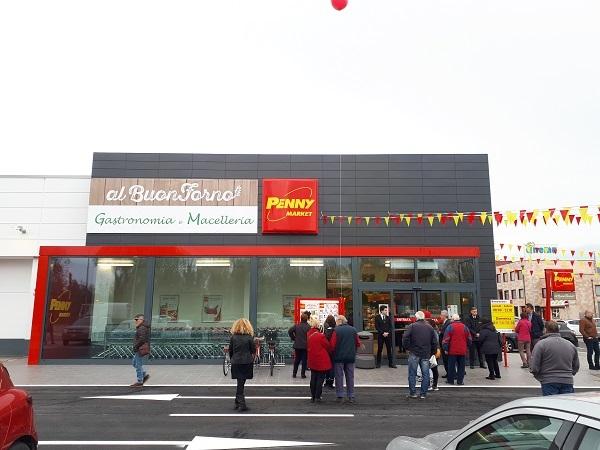 Penny Market apre a Milano