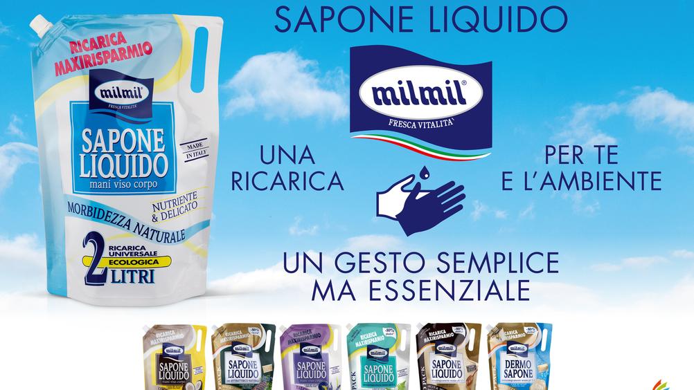 Mil Mil 76 Spa presenta un nuovo impianto di produzione detergenti persona in busta: un made in Italy sempre più green