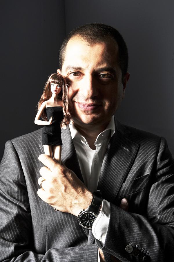 Al management di Mattel Italia il ruolo di guida di Pan Europe Markets