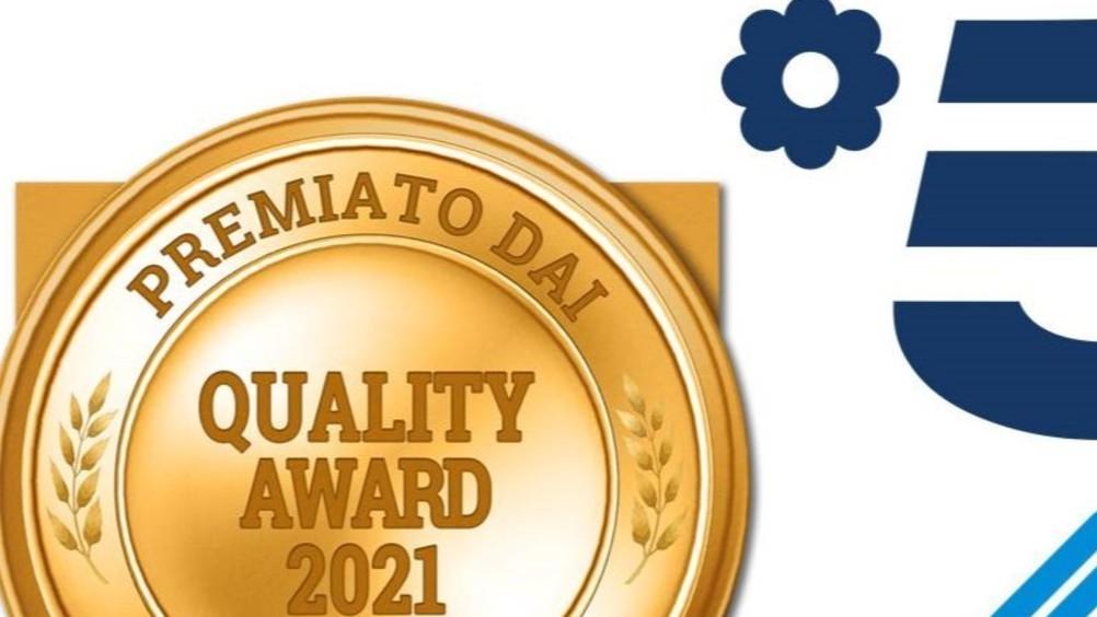 I premiati Quality Award 2021 su Mediaset