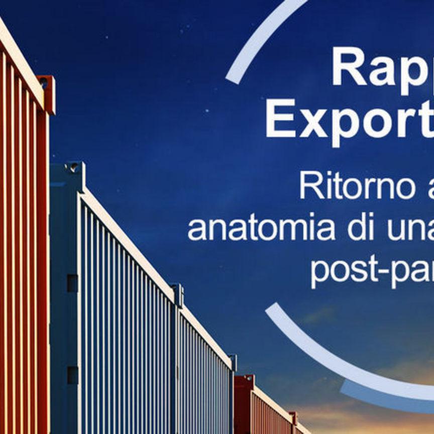 L'export italiano ritorna al futuro