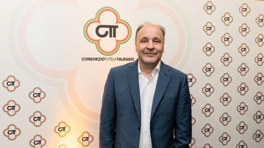 Lorenzo Sangiovanni, presidente di Consorzio Tutela Taleggio