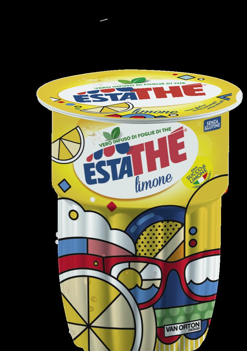 Estathè: special edition in collaborazione con Van Orton Design