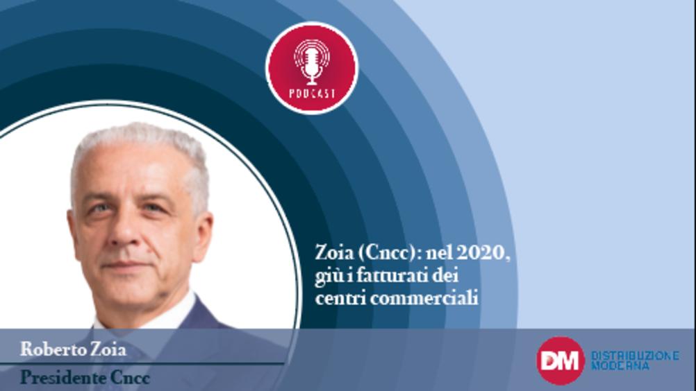 Zoia (Cncc): nel 2020, giù i fatturati dei centri commerciali