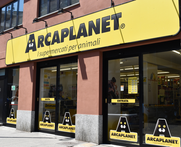 Arcaplanet acquista la catena Fauna Food