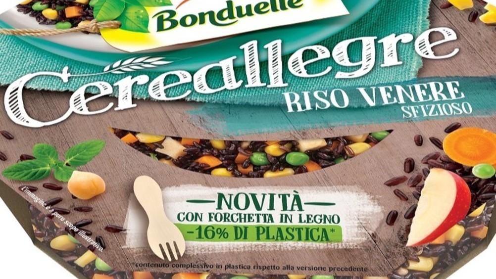 Le Cereallegre Bonduelle si rinnovano con una confezione ancora più sostenibile