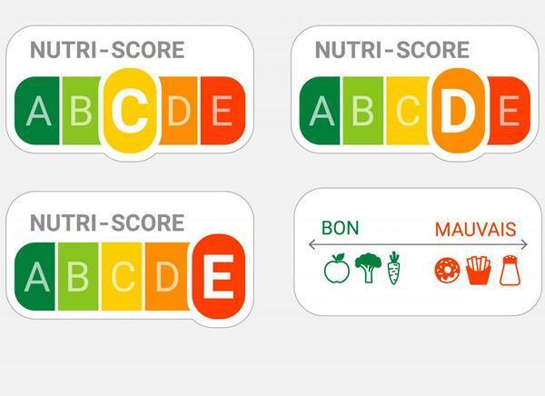 Anche il Belgio adotta l'etichetta Nutri-score