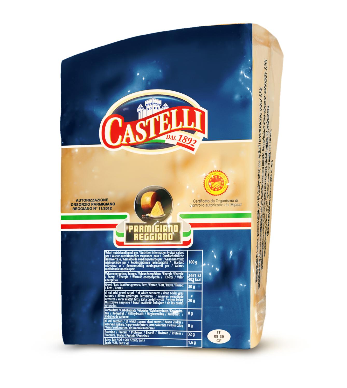 Gruppo Castelli Food Service: la passione per i Formaggi Dop e Tipici Italiani