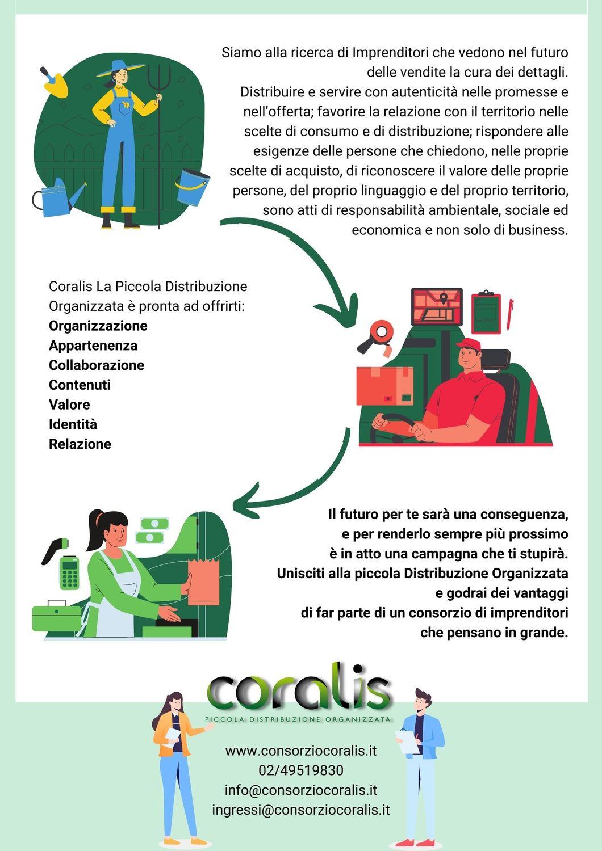 Negozianti di vicinato, fare rete è la soluzione: parola di Consorzio Coralis