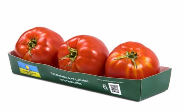 La blockchain Carrefour prosegue in Francia con il Pomodoro a cuore