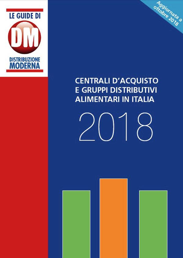 Centrali d'acquisto e Gruppi distributivi alimentari in Italia 2018 (ed. ottobre)
