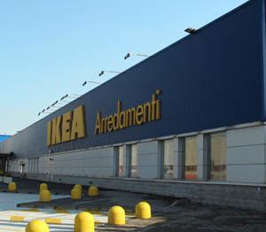 Ikea investe ben 140 milioni sull'Italia