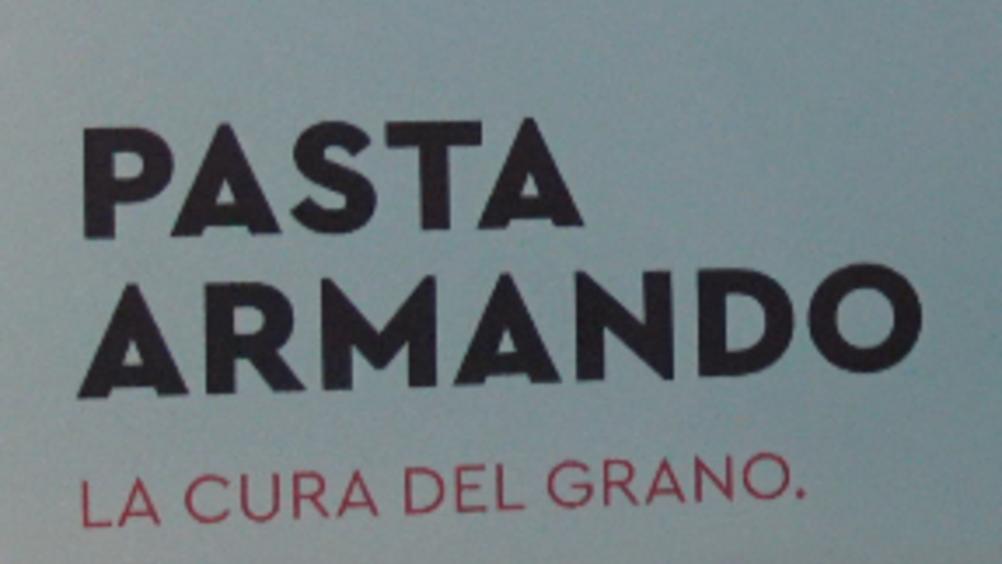 """Pasta Armando certificata """"Zero residui di pesticidi e glifosato"""""""