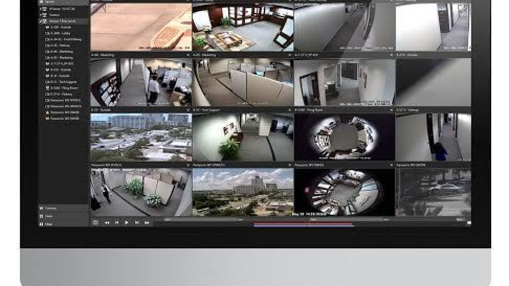 ​Video Insight: il VMS ad alta risoluzione di Panasonic