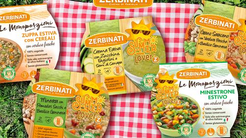 Zerbinati: sì alle ricette estive