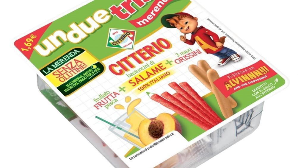 Citterio rinnova la propria collaborazione con Alvinnn!!! And the Chipmunks