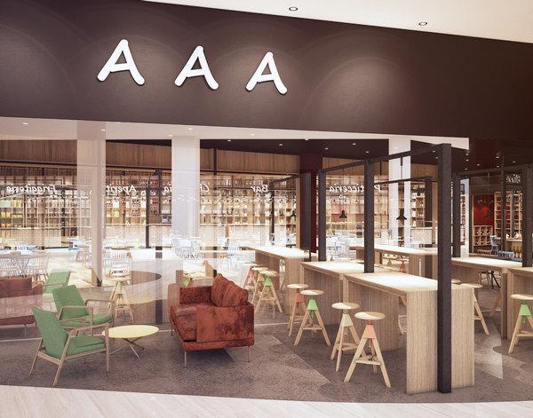 Il progetto food court di Auchan comincia da Mestre