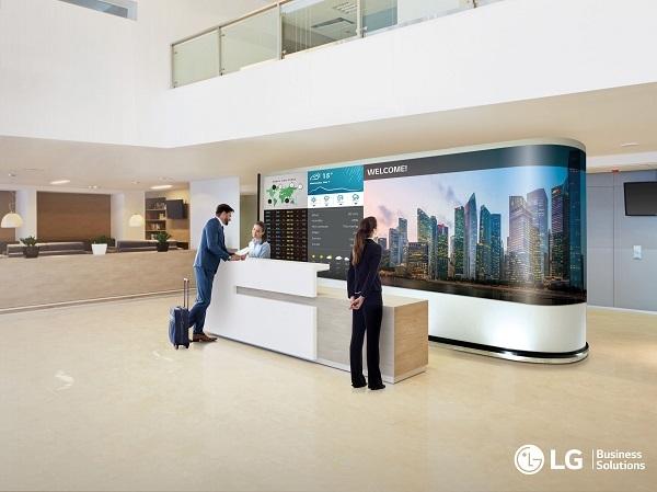 LG propone la linea Led Wall
