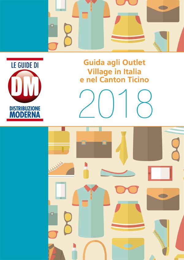 Guida agli Outlet Village in Italia e nel Canton Ticino 2018