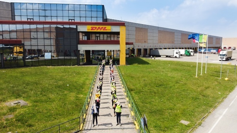 DHL Supply Chain punta sul co-packing