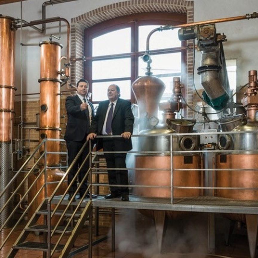 Caffo si espande con l'acquisizione di Distilleria Mangilli