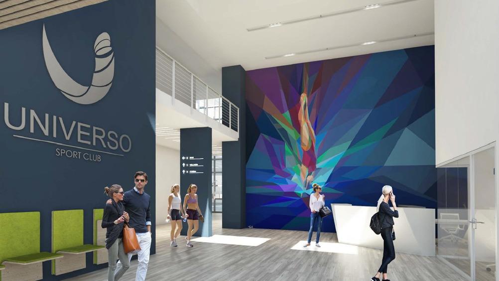 Al nuovo centro Universo il centro wellness occupa 4000 mq