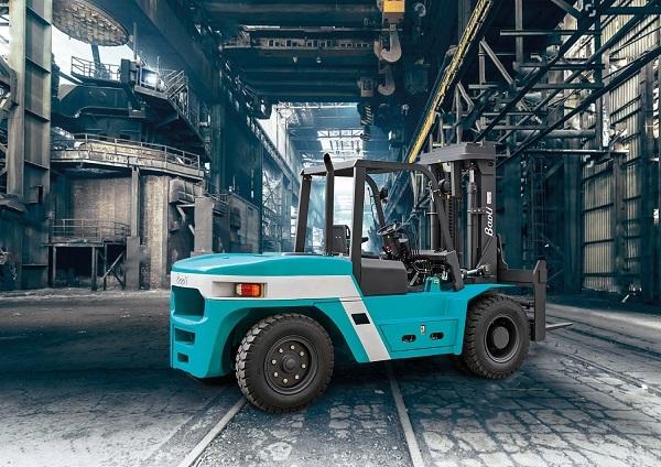 Baoli presenta i carrelli elevatori KBD 50-100