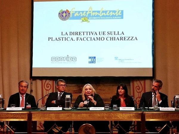 Direttiva UE plastica: a rischio chiusura 30 aziende italiane con 3000 addetti
