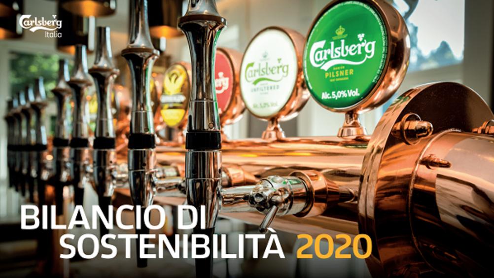 Carlsberg Italia conferma il suo impegno sul fronte della sostenibilità