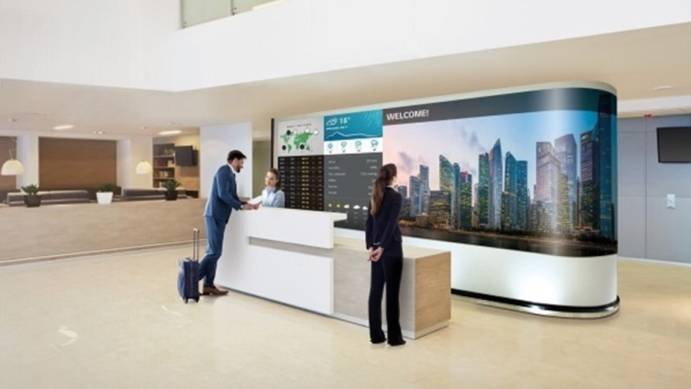 ​Lg Electronics lancia i nuovi display per il digital signage