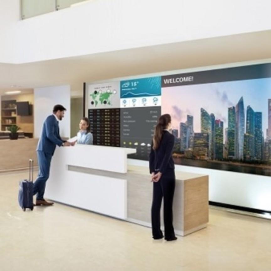 Lg Electronics lancia i nuovi display per il digital signage