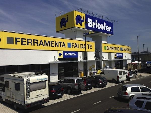 Bricofer si espande in campania distribuzione moderna