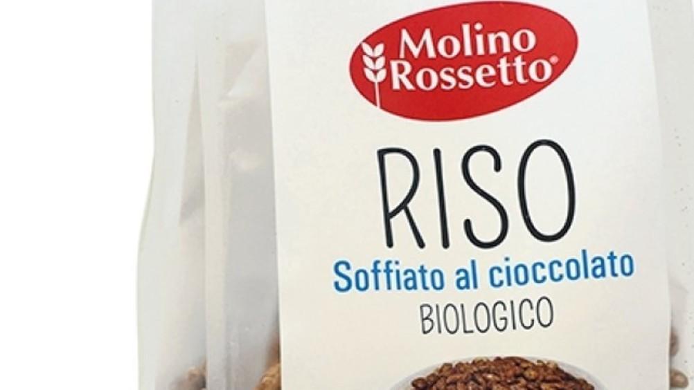 """Molino Rossetto propone i cereali soffiati in """"vpack"""""""