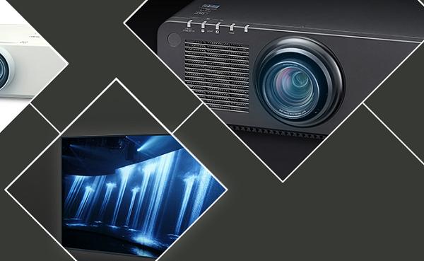 Panasonic lancia la nuova serie di proiettori portatili Rgb Led