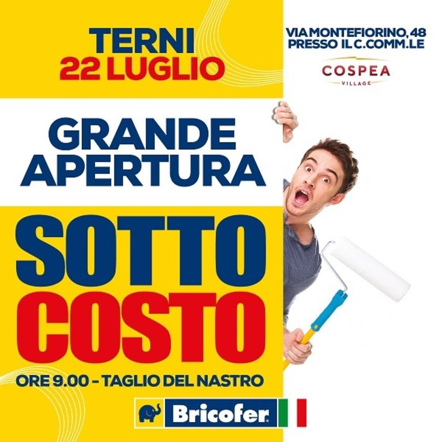 Bricofer Group si espande in Umbria