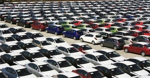 Il mercato auto segna -9,6% a marzo