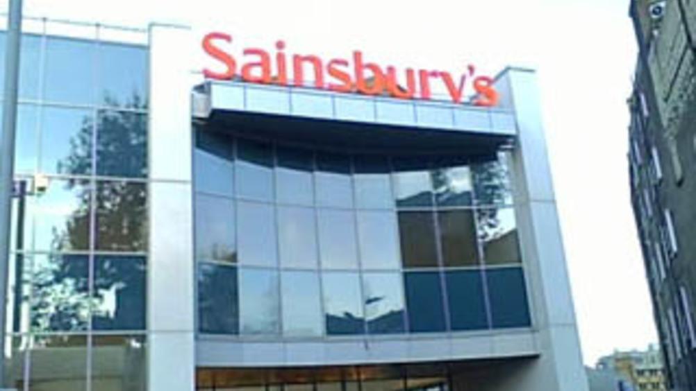 Il servizio di Sainsbury's