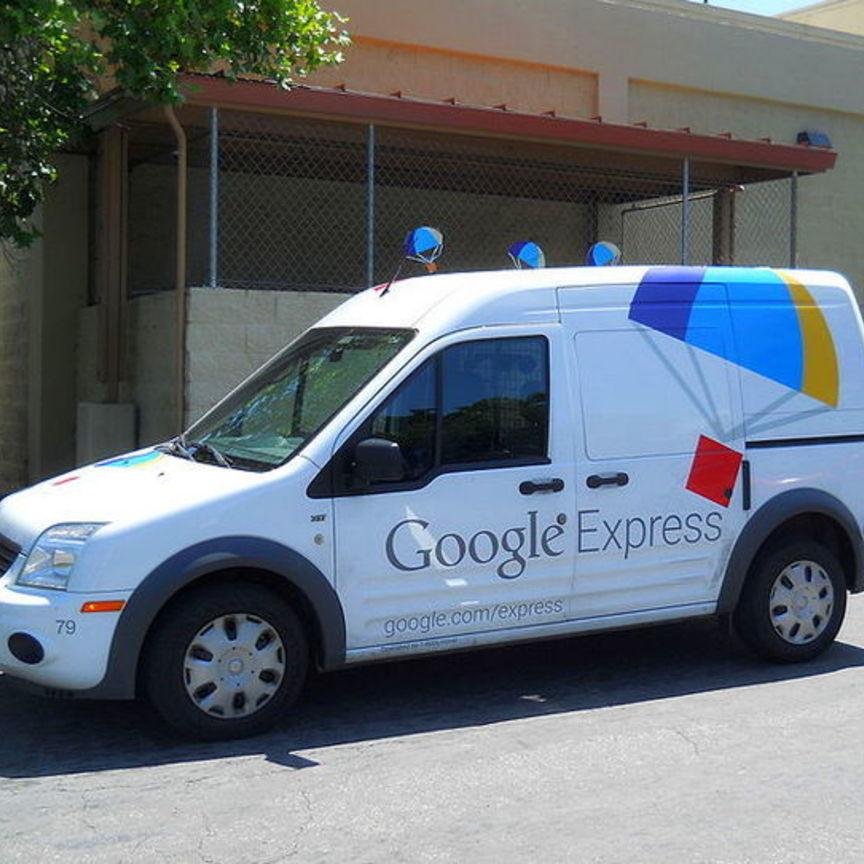 Walmart sposa Google Express per il commercio elettronico