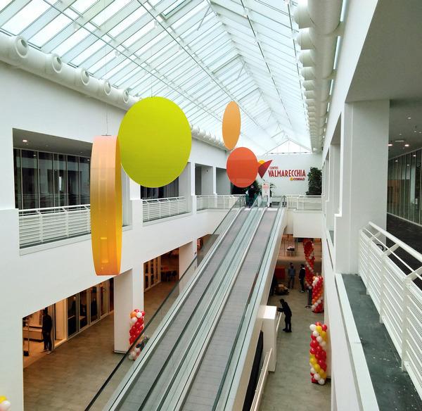 Cia-Conad inaugura Valmarecchia, il centro commerciale 'recuperato'