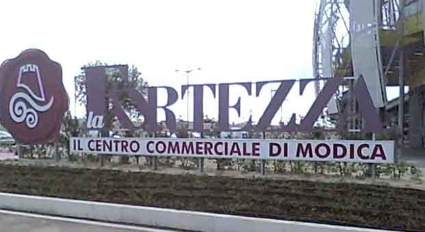 Il centro commerciale La Fortezza ai nastri di partenza