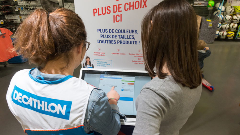 Decathlon.be diventa un marketplace
