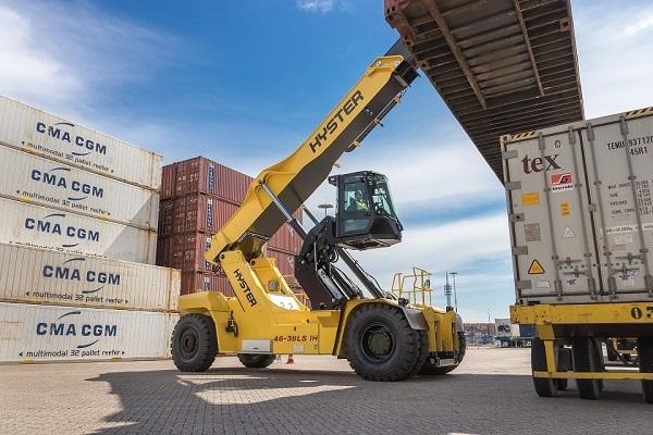 Cls presenta cinque soluzioni per la movimentazione negli interporti
