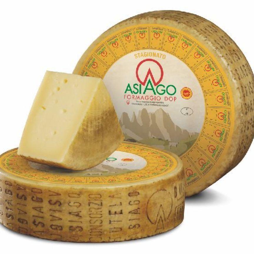 Asiago Dop: il successo è stagionato